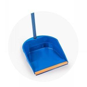 Recogedor-de-basura-azul